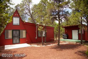 2940 Wildcat Trail, Overgaard, AZ 85933