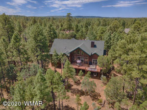 141 S Cliffrose Lane, Show Low, AZ 85901
