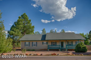 5047 Buck Springs Road, Pinetop, AZ 85935
