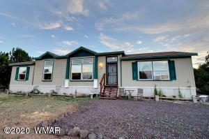 1882 Turkey Lake Road, Linden, AZ 85901