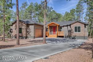 5011 Silver Mountain Drive, Lakeside, AZ 85929