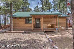 2721 High Pine Loop, Overgaard, AZ 85933