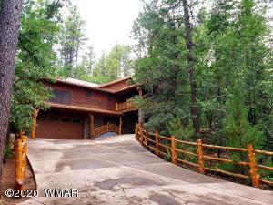 1885 E Elk Lane, Pinetop, AZ 85935