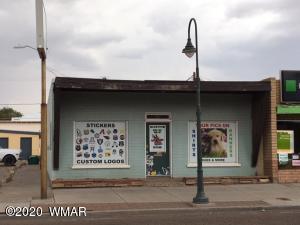 111 E Arizona Street, Holbrook, AZ 86025