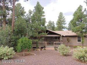 980 S Hacienda Pines Drive, Show Low, AZ 85901