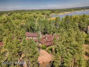 11.3 rare acres on Rainbow Lake