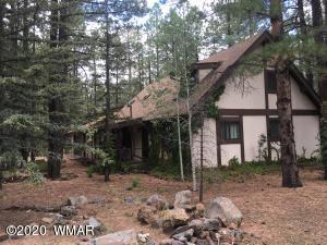 6389 Mark Twain Drive, Pinetop, AZ 85935