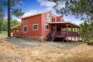 2865 Antelope Trail, Overgaard, AZ 85933