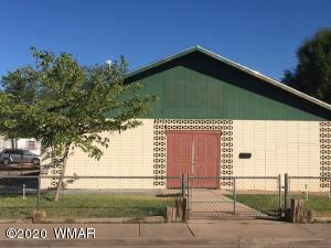 1004 N Williamson Avenue, Winslow, AZ 86047