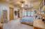 Master Bedroom w/ dual closets