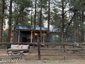 2975 Teddy Bear Trail, Overgaard, AZ 85933
