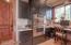 Convenient workspace in the kitchen