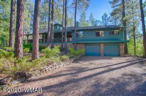 2425 Jackrabbit Drive, Pinetop, AZ 85935
