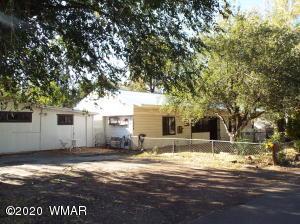 1278 S O. C. Drive, Pinetop, AZ 85935