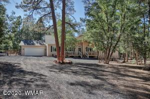 2728 S Hart Lake Lane, Lakeside, AZ 85929