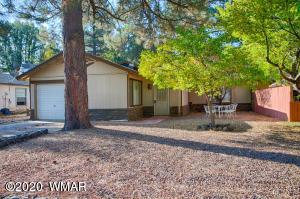 2557 E Royene Drive, Pinetop, AZ 85935