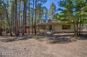 480 S Chipmunk Drive, Pinetop, AZ 85935