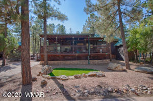 4420 S Mogollon Trail, Show Low, AZ 85901