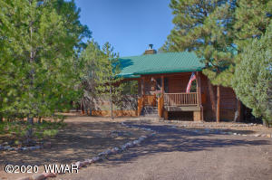 1940 N Covered Wagon Loop, Show Low, AZ 85901