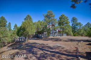 2904 Cedar Ridge Circle, Overgaard, AZ 85933