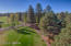Views of the 17th & 18th Fairways of the Pinetop Lakes Country Club golf course.