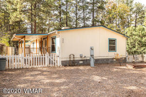 640 S 29Th Drive, Show Low, AZ 85901