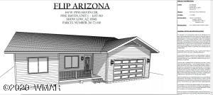 141 W Pine Haven Circle, Show Low, AZ 85901