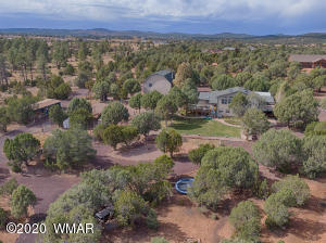 6855 Arrowhead Hill Drive, Show Low, AZ 85901