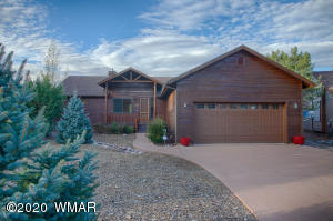 2880 Billy May Fair Loop, Show Low, AZ 85901