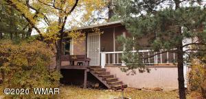 3490 Deer Track Trail, Overgaard, AZ 85933