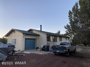 8550 Jackrabbit Drive, Show Low, AZ 85901