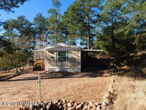 3474 Deer Track Trail, Overgaard, AZ 85933
