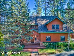6503 Buck Springs Place, Pinetop, AZ 85935