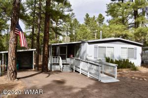 4260 W Mogollon Drive, Show Low, AZ 85901