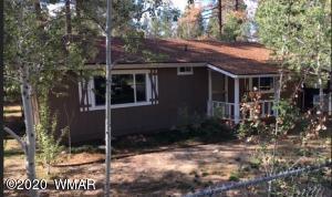 4661 W Mogollon Drive, Show Low, AZ 85901