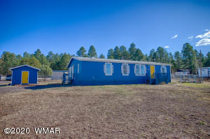 2205 Parkinson Road, Lakeside, AZ 85929