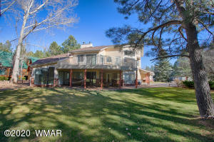 3248 Viking Trail, Pinetop, AZ 85935