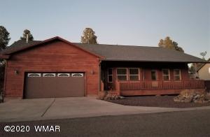 404 E Oak Meadow Lane, Pinetop, AZ 85935