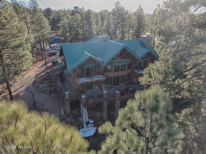2179 Creekside Court, Pinetop, AZ 85935