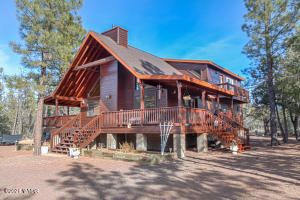 3550 W Coyote Drive, Lakeside, AZ 85929