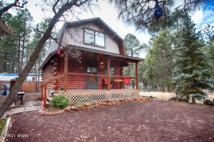 Front Of Your New Mountain Home :)