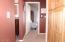 Hall way to guest bedrooms