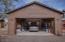 Detached garage-main house