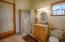 Guest house bath