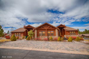3520 W Torreon Court, Show Low, AZ 85901