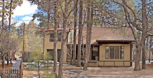 4537 Bucking Horse Trail, Pinetop, AZ 85935