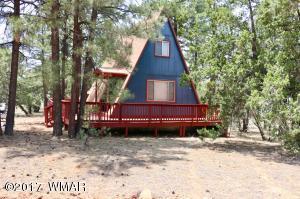 2124 Forest Park Drive, Overgaard, AZ 85933