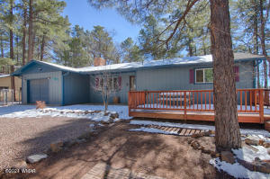 857 W Deer Crossing, Lakeside, AZ 85929