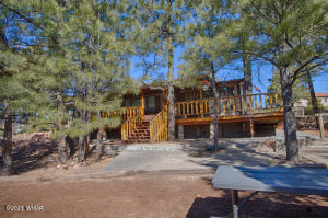 899 Bear Track Lane, Show Low, AZ 85901