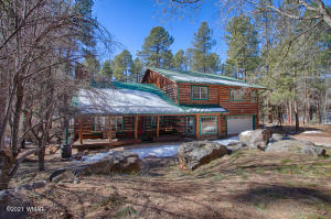 463 W Pine Shadow Drive, Lakeside, AZ 85929